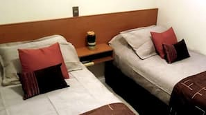 Free cribs/infant beds, free rollaway beds, free WiFi
