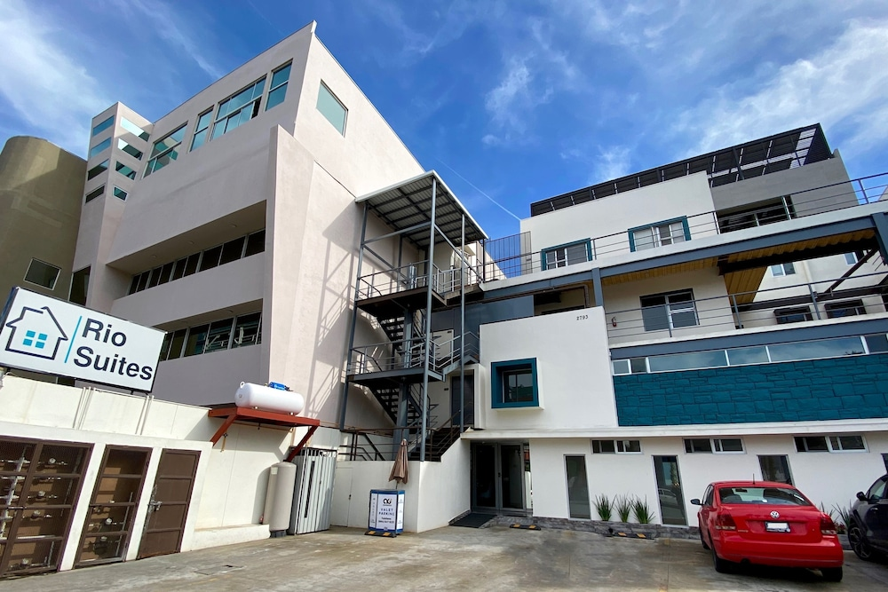 Exterior, Rio Suites Apartments & Extended Stays