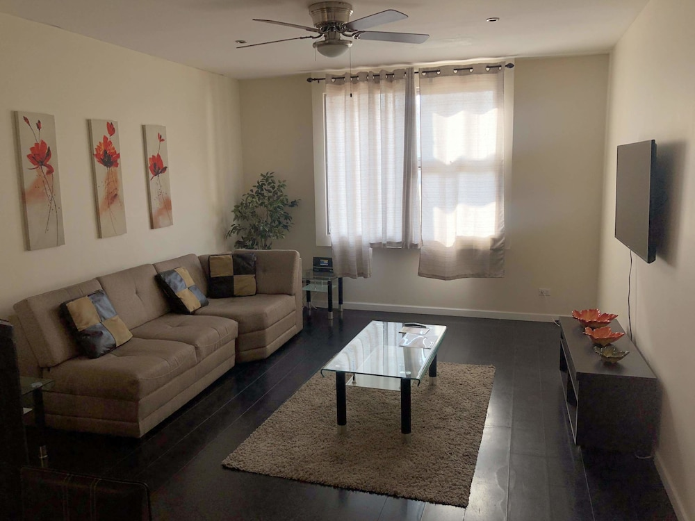Living Room, Rio Suites Apartments & Extended Stays