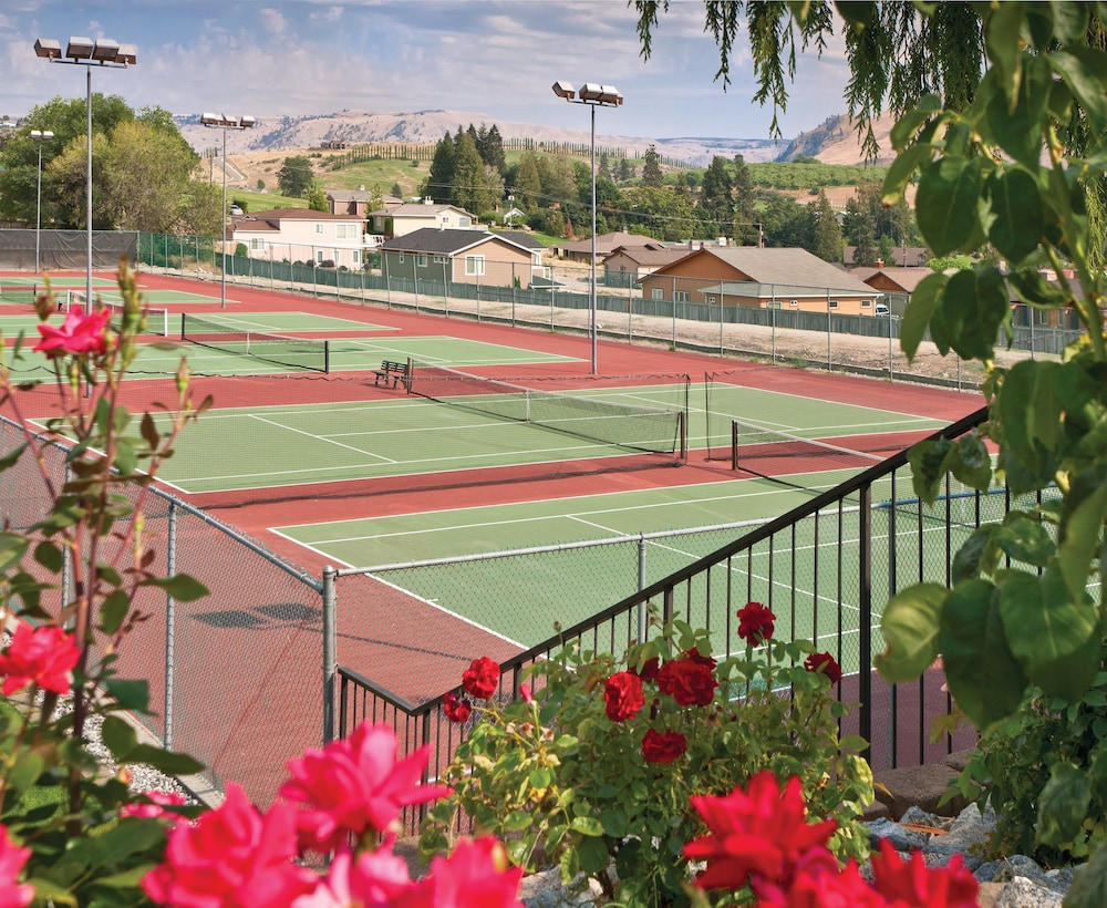Tennis Court, WorldMark Lake Chelan Shores
