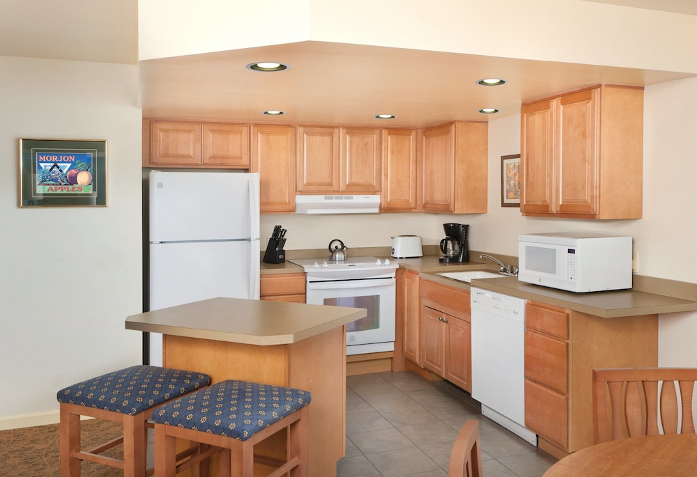 Private Kitchen, WorldMark Lake Chelan Shores