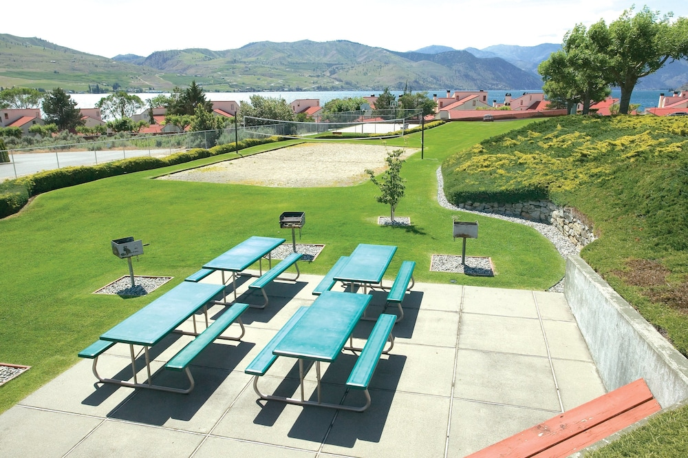 BBQ/Picnic Area, WorldMark Lake Chelan Shores