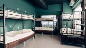 객실 내 금고, 각각 다른 스타일의 객실, 무료 WiFi, 침대 시트