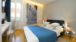 1 bedroom, Egyptian cotton sheets, in-room safe, blackout curtains