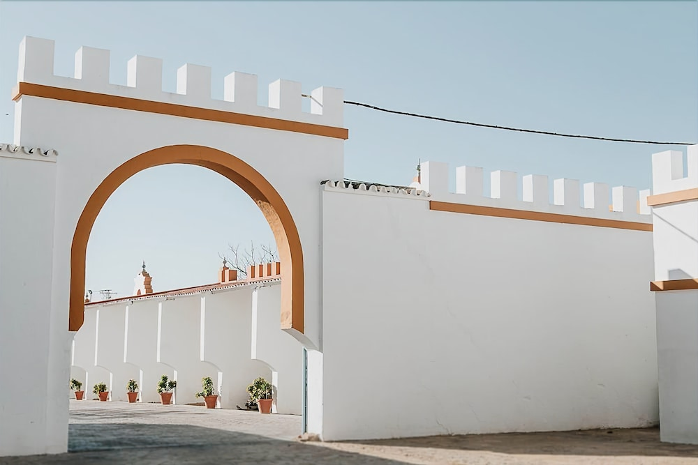 Property Entrance, Cortijo Santa Clara