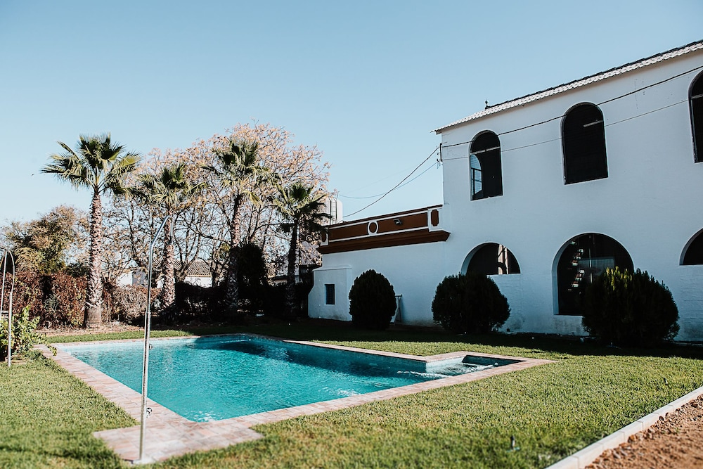 Outdoor Pool, Cortijo Santa Clara
