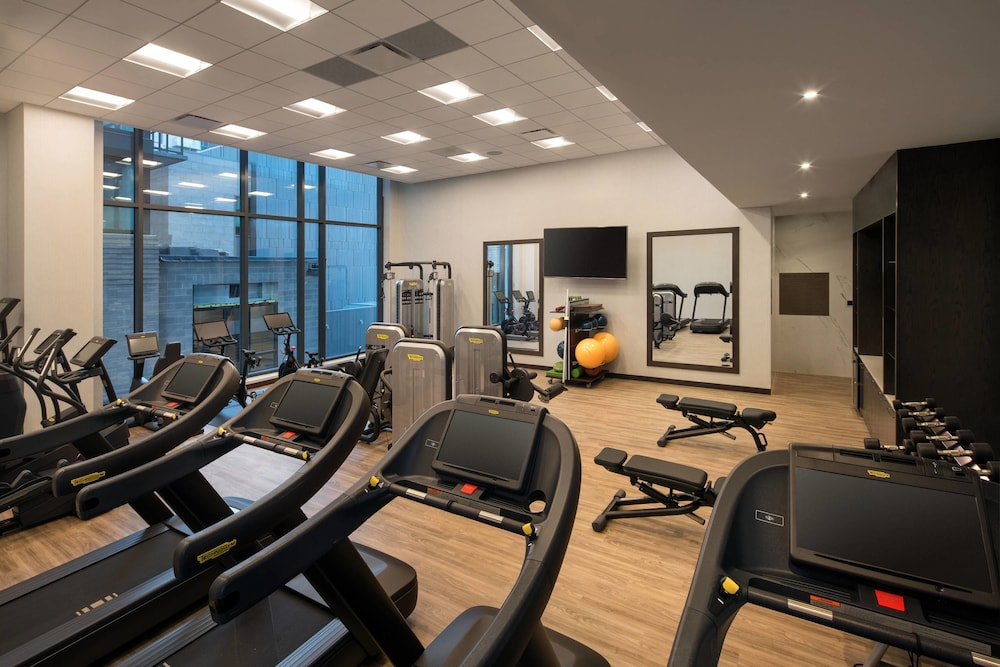 Fitness Facility, The Jacquard, Autograph Collection