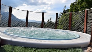 Außen-Whirlpool