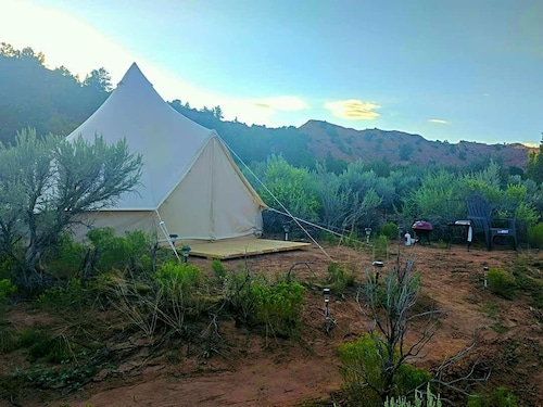 Bryce Luxury Camping