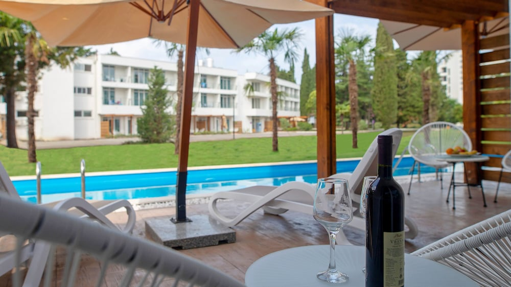 Terrace/Patio, Azul Beach Resort Montenegro by Karisma  - All Inclusive