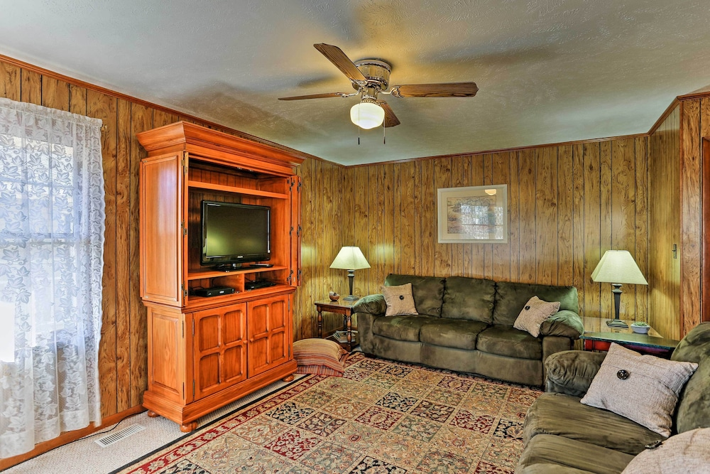 3br House W Shared Pier On Lake Waccamaw