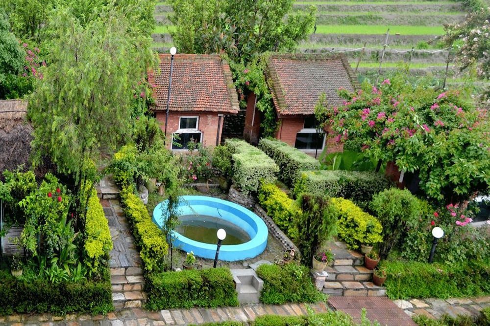 Garden View, City Gaon Resort