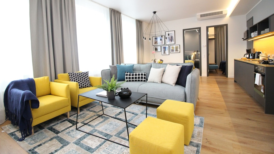 Tallinn City Apartments Old Town Suites