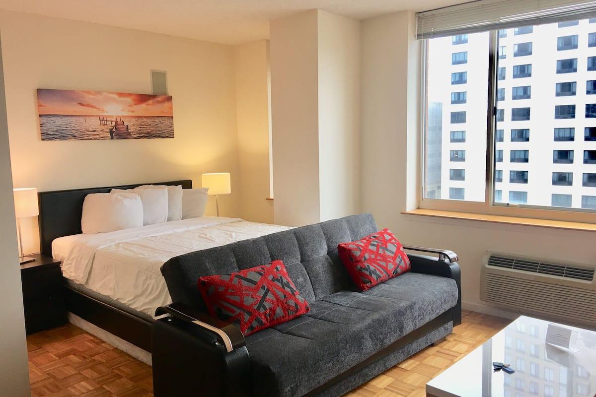 Skyview Luxury Suites New York City Jersey City Usa Expedia Fr