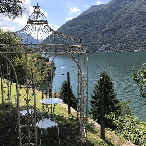 Villa Louisa With Oasis Garden at the Shores of Lake Como