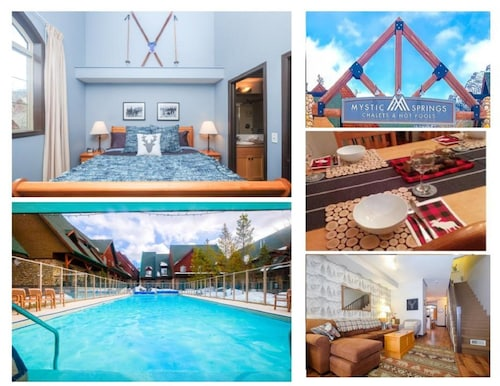 Let the Mountains Heal Your Soul - Mystic Springs Chalet w/ Heated Outdoor Pool
