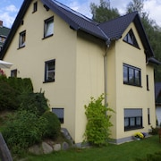 Cozy Apartment in the Ore Mountains, 100% top Ratings, Family Discounts