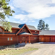 Elk Summit Ranch Sanctuary Vacation Home 5 Bedroom