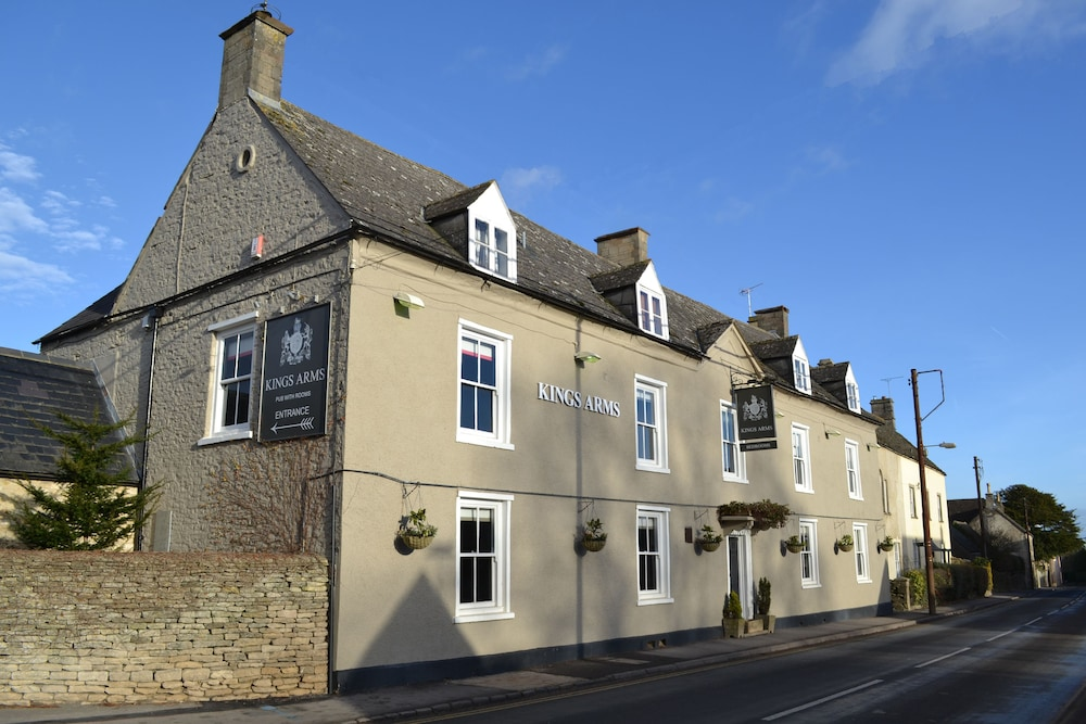 Featured Image, The Kings Arms