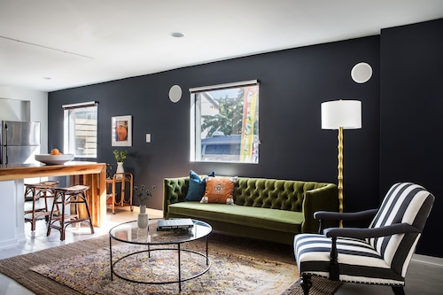 Check Expedia for Availability of Colorful 2BR in Mid City by Sonder