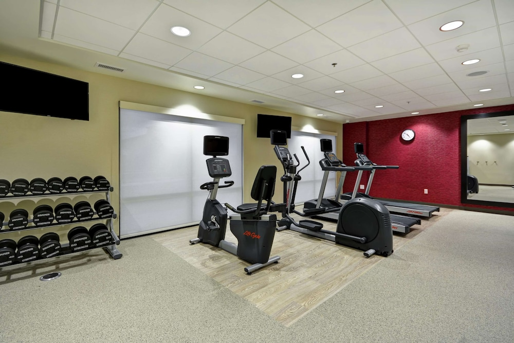 Fitness Facility, Home2 Suites by Hilton Carbondale