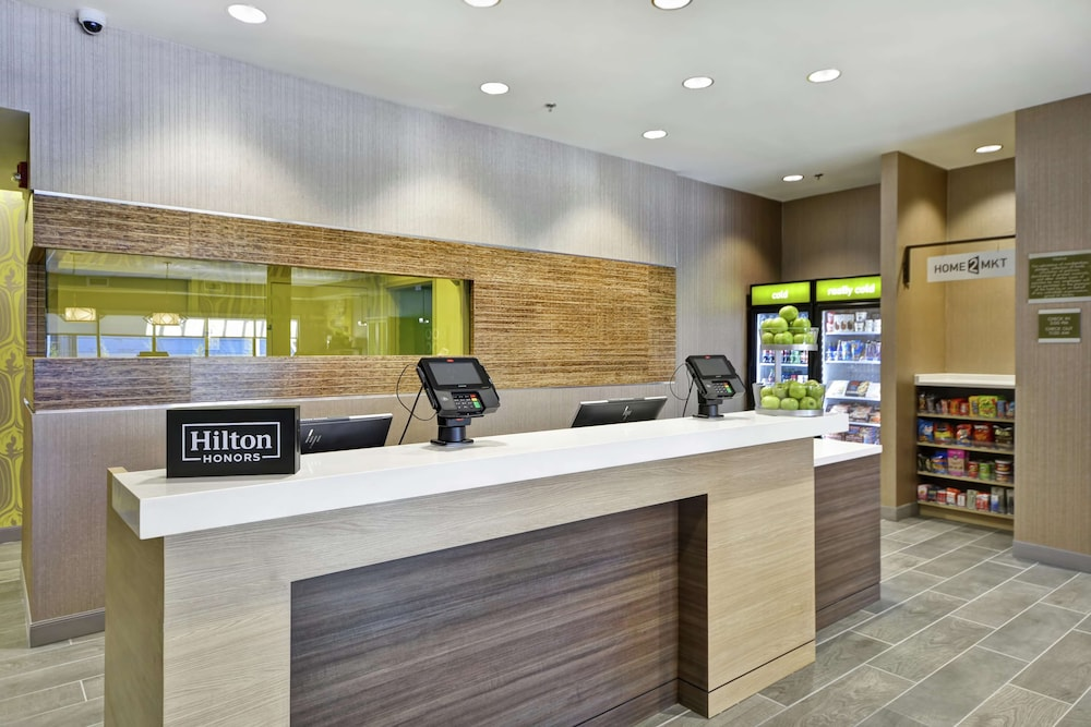 Reception, Home2 Suites by Hilton Carbondale