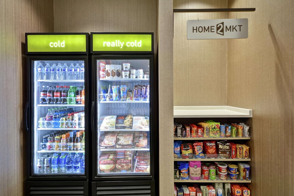 Snack Bar, Home2 Suites by Hilton Carbondale