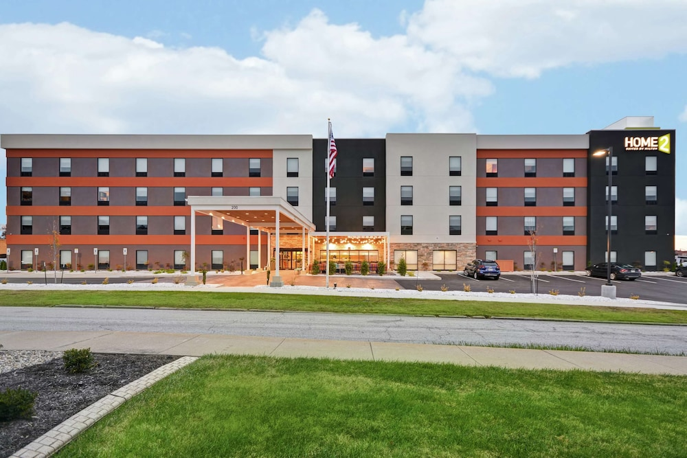 Exterior, Home2 Suites by Hilton Carbondale