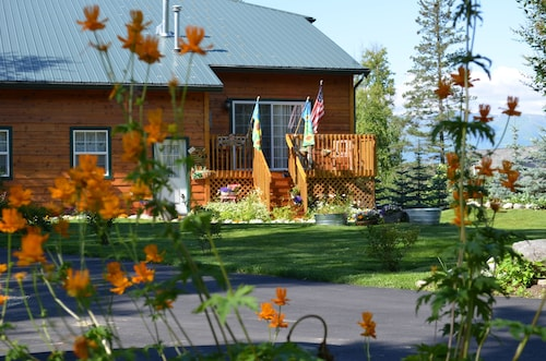 Alaska's Lake Lucille B&B