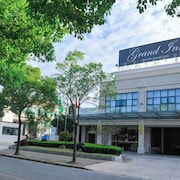 グランド イン シージャオ ステート ゲスト ホテル (上海西郊宾馆西郊公寓酒店)