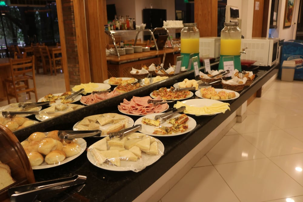 Breakfast buffet, Los Lagos Resort Hotel
