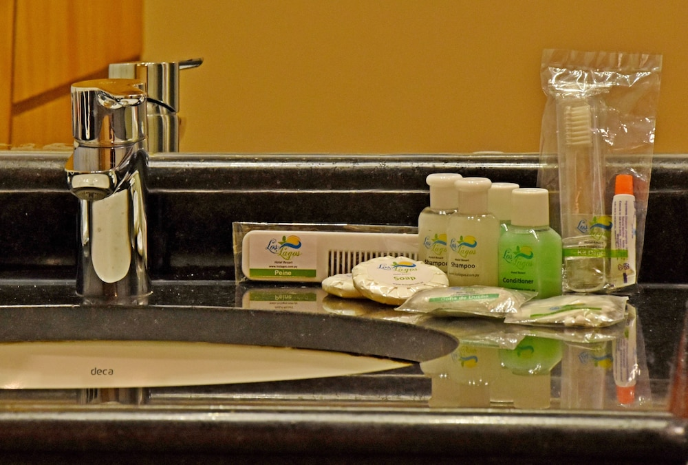 Bathroom Amenities, Los Lagos Resort Hotel