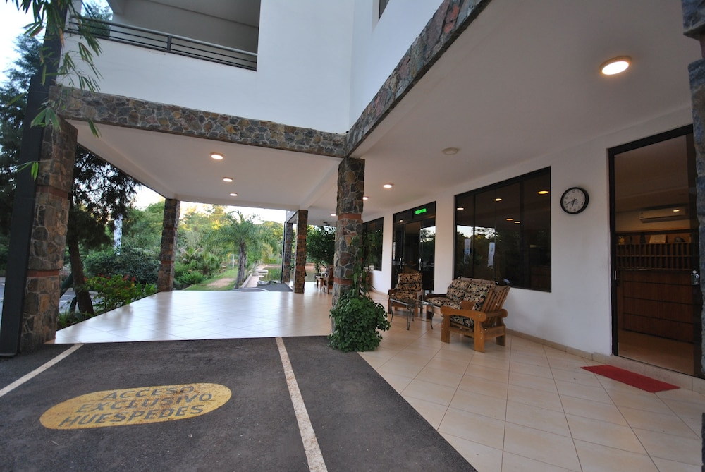 Property Entrance, Los Lagos Resort Hotel