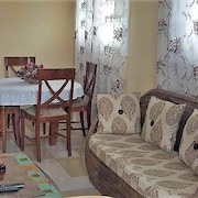 Modern Furnished Apartment IN Akwa 2 Rooms Climatized