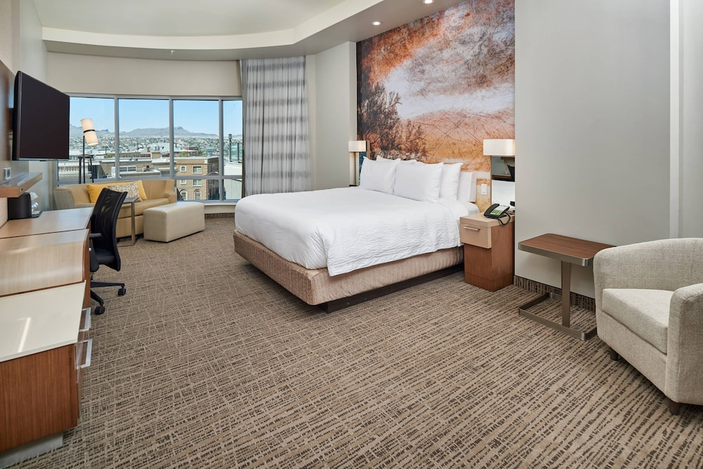 Room, Courtyard by Marriott El Paso Downtown/Convention Center