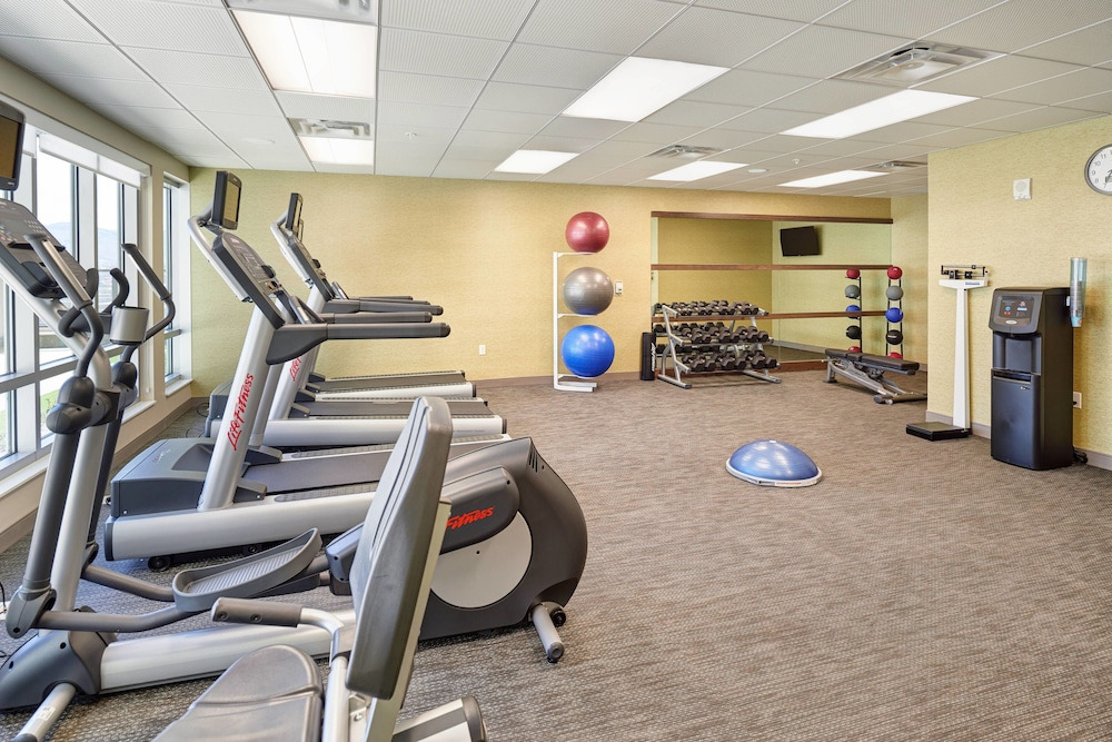 Fitness Facility, Courtyard by Marriott El Paso Downtown/Convention Center