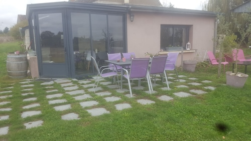 New Cottage 4 People Ideally Located zoo Beauval and Castles of the Loire