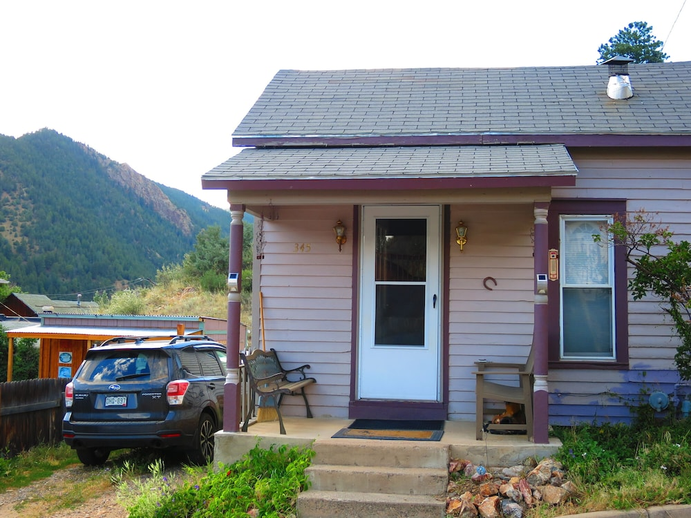 Featured Image, Idaho Springs Cabin Close TO State Parks, Trails, MT Evans Scenic Drive