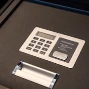 客房內保險箱