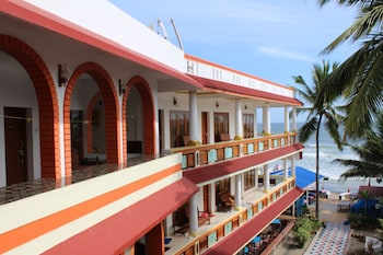 Hotel Sea View Palace - The Beach Hotel, Kovalam
