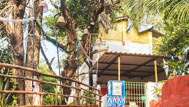 Roadhouse Hostel Arambol Goa