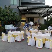 Outdoor Banquet Area