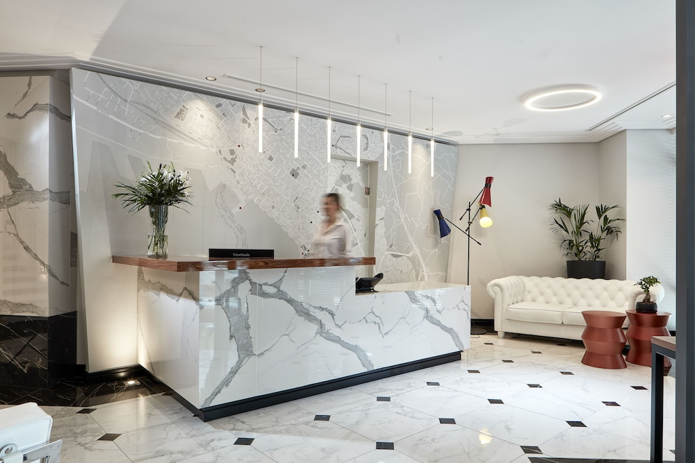 Reception, Antigon Urban Chic Hotel