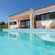 House With 3 Rooms in Loulé, With Wonderful Mountain View, Private Pool and Enclosed Garden