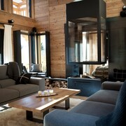 Chalet With 4 Bedrooms in Samoëns, With Wonderful Mountain View, Furnished Garden and Wifi