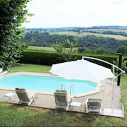 House With 6 Rooms in mur de Barrez, With Private Pool, Furnished Garden and Wifi