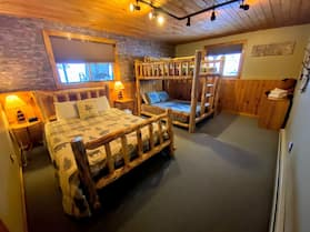 Moose Lodge and Cabins by Bretton Woods Vacations