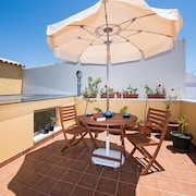 Luxury Duplex With Roof Garden + Wifi + Bycicle Free