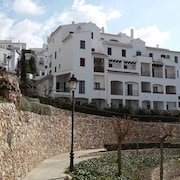 Stylish 3 bed Apartment in old Town Frigiliana