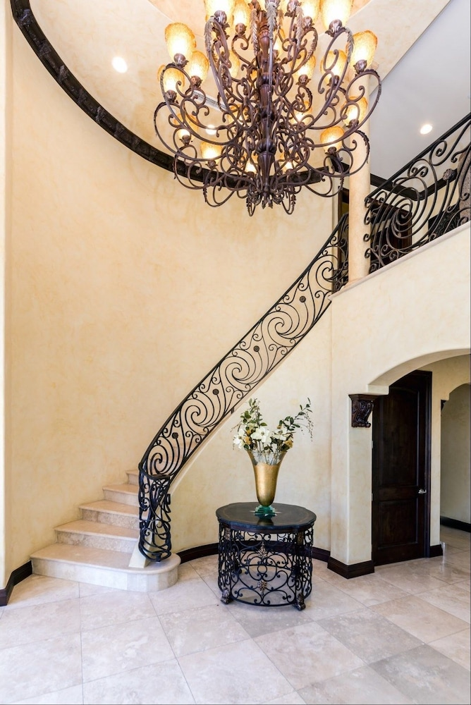 Staircase, Robmar Mansion